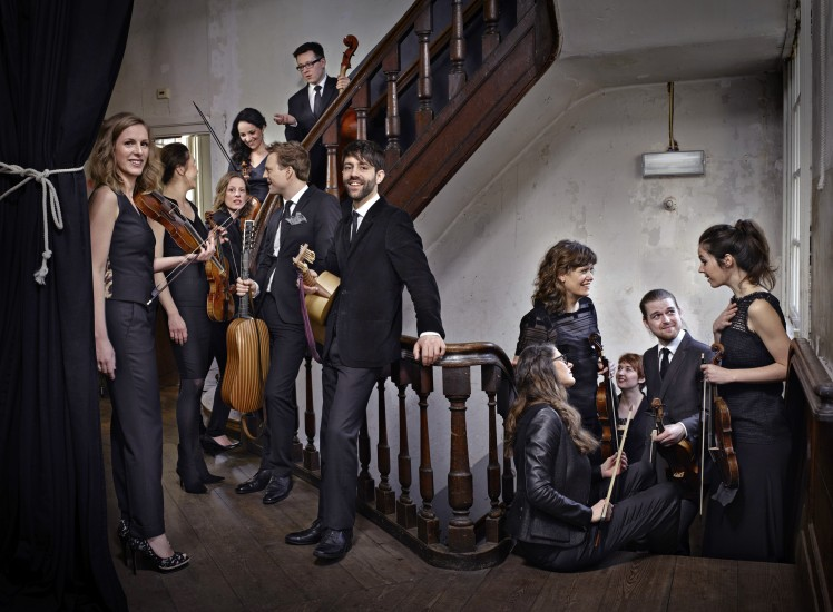 Holland Baroque Society (foto Wouter Jansen)