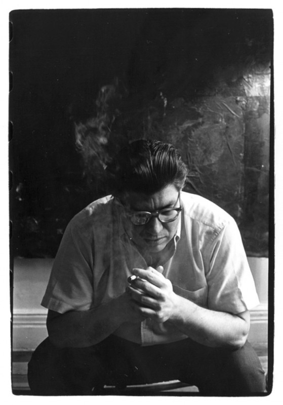 Morton Feldman (foto William Gedney - Duke University Library)