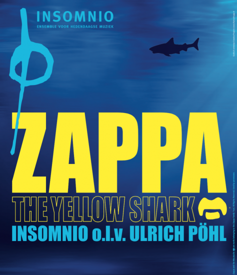 Insomnio speelt Zappa's Yellow Shark