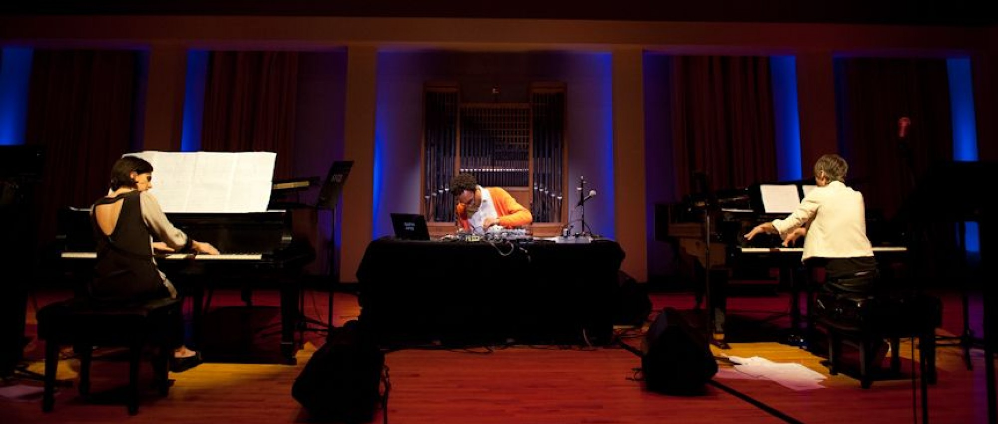 The Julius Eastman Memorial Dinner