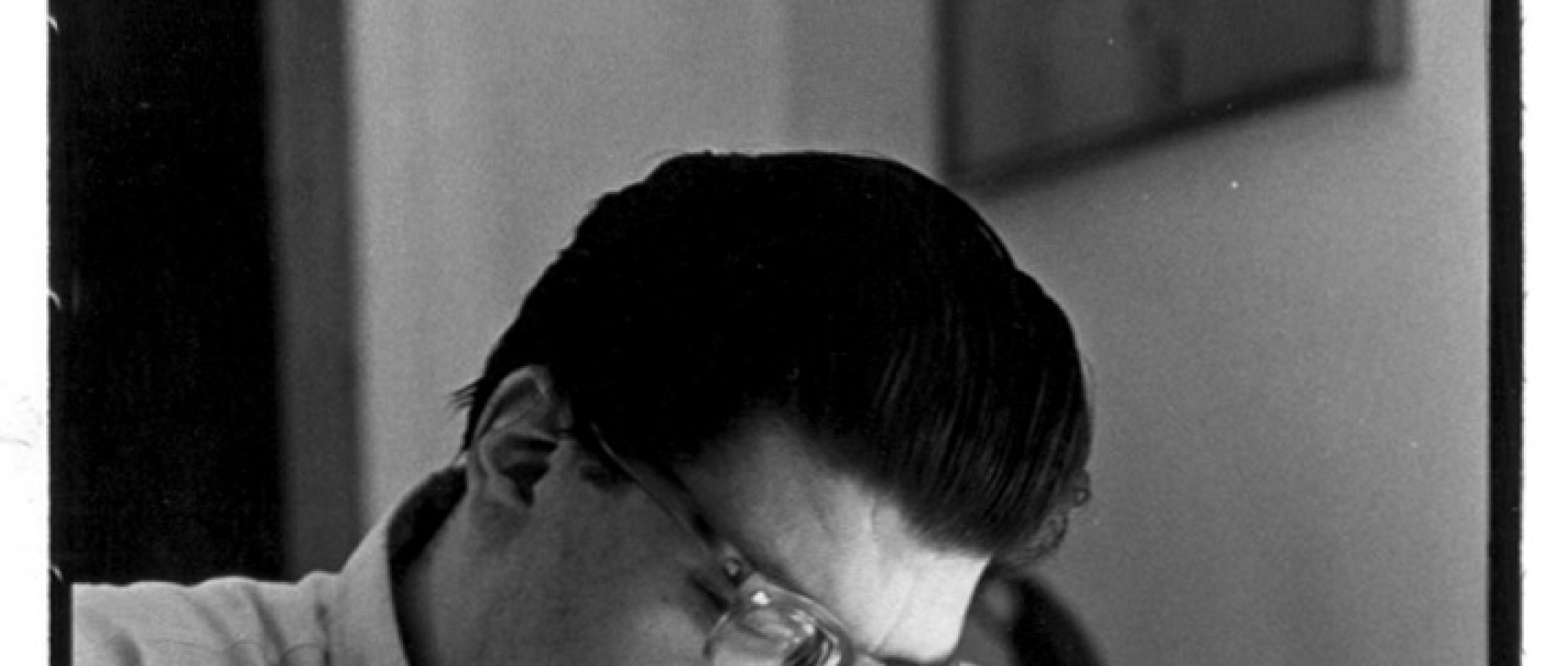 Morton Feldman (foto William Gedney)