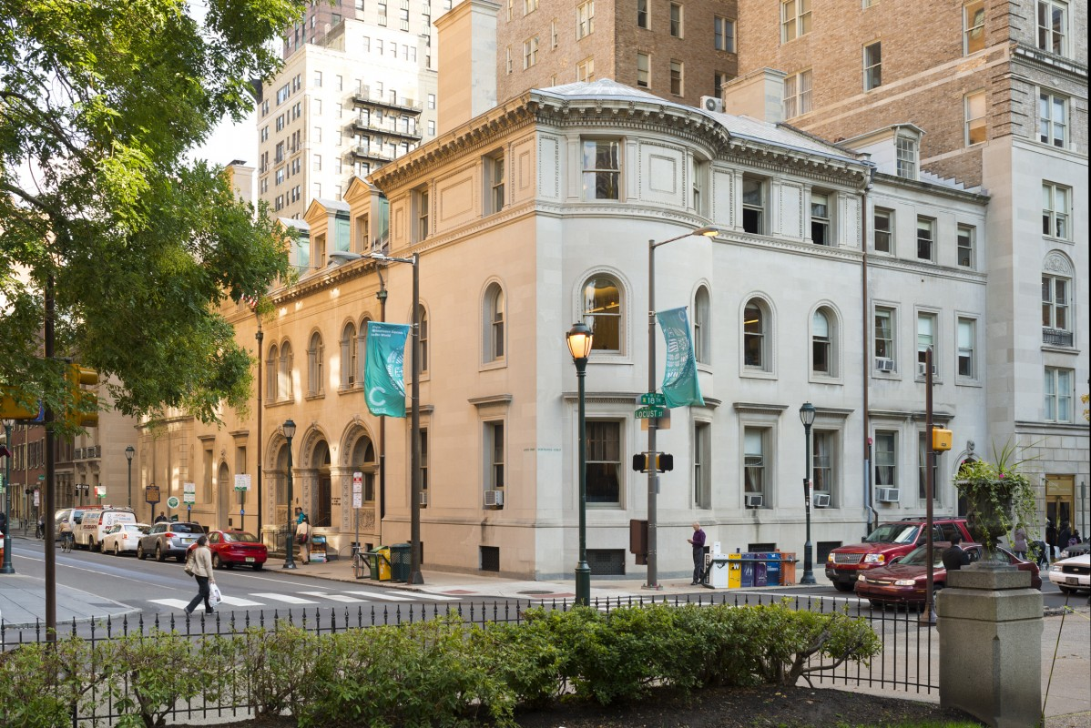 The Curtis Institute (foto Lee Moskow)