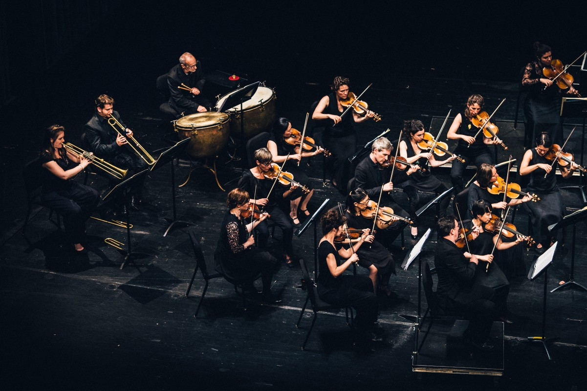 B'Rock Orchestra and Choir (foto: Davy Pauw)