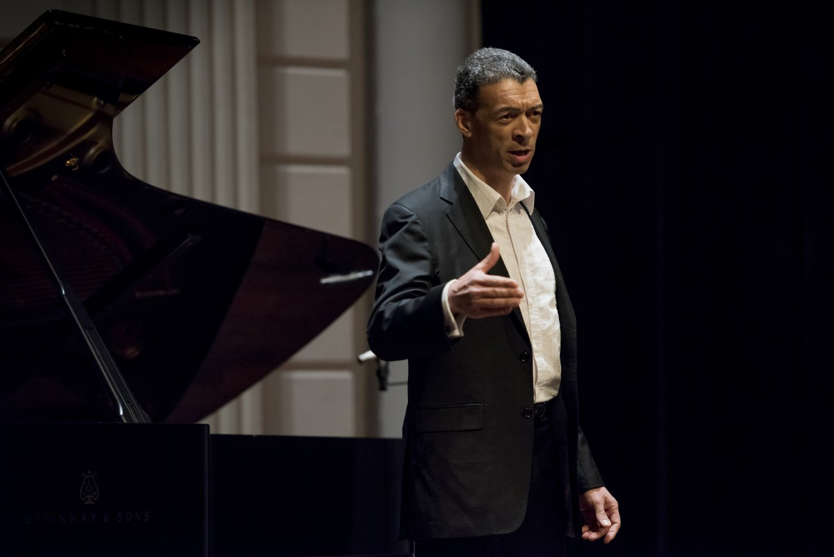 Roderick Williams (foto Simon van Boxtel)