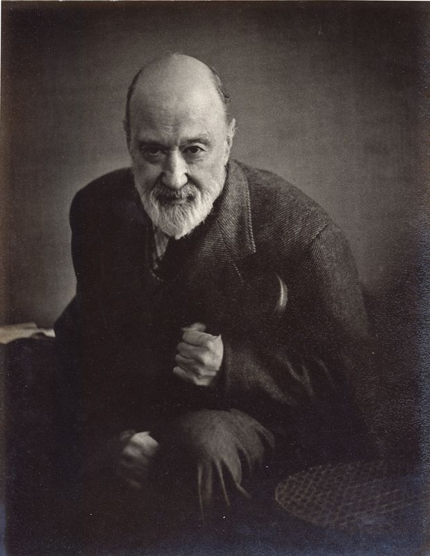 Charles Ives (foto Eugene Smith)