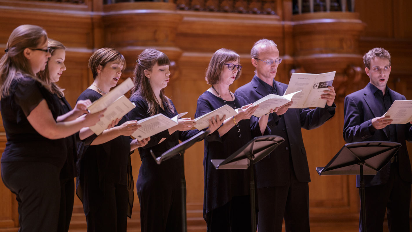 Tallis Scholars (foto British Council Russia)