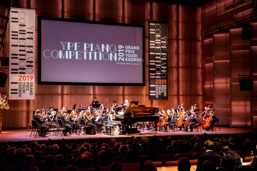 Grote Finale YPF European Piano Competition 2022
